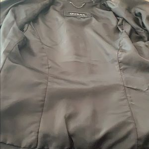 Guess Jackets & Coats - Like New Guess Leather Blazer